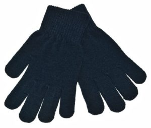 WEBSHOP Gloves Knitted Nvy