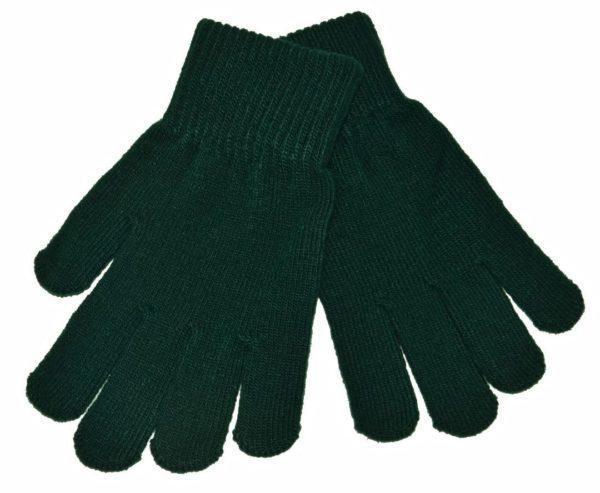 WEBSHOP Gloves Knitted Bottle