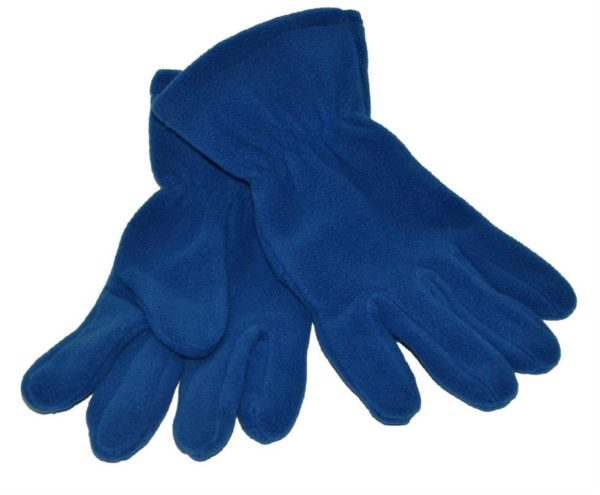 WEBSHOP Gloves Fleece Royal