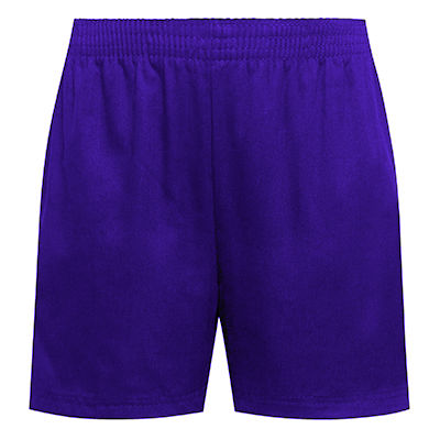 WEBSHOP Games Shorts Red