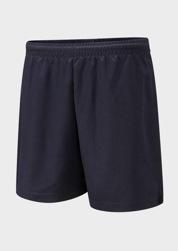 Games Shorts Navy Poly