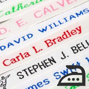 Name Labels & Marker Pens